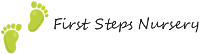 First Steps Nursery Yateley Logo