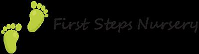 First Steps Nursery Yateley Logo
